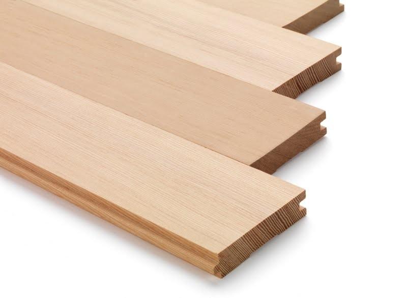 """3 ¼"""" CVG Douglas Fir Flooring"""
