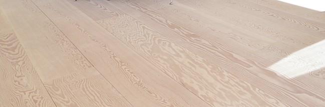 """10 1/8"""" Wide Plank Douglas Fir Flooring - AltruWood™ Appearance"""