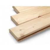 2x6 WC200 Douglas Fir T&G Roof Decking