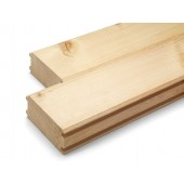 3x6 WC305a Douglas Fir T&G Roof Decking