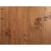 Reclaimed Douglas Fir flooring (stained)